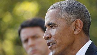 Présidentielle américaine : Barack Obama se moque de Donald Trump