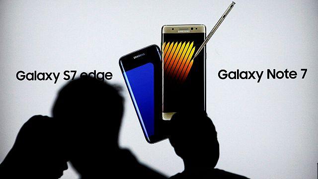 Galaxy Note 7, Samsung'un itibarını yaktı