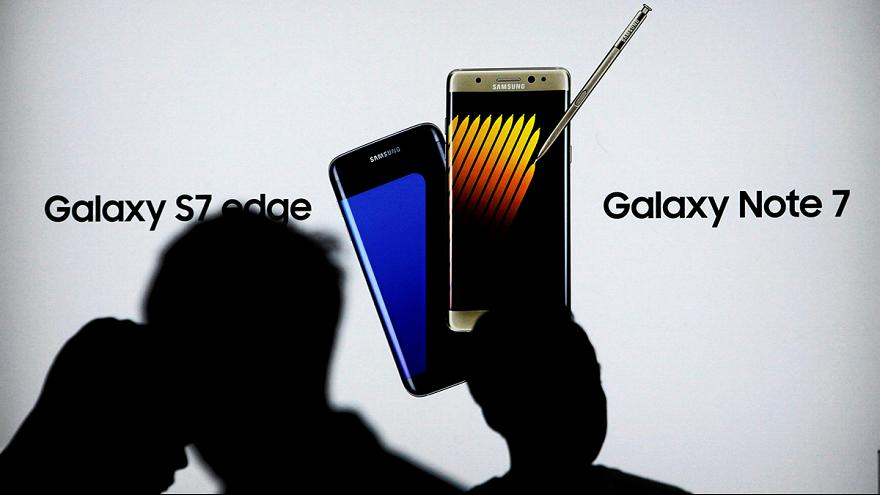 Samsung's reputation burned by Galaxy Note 7 disaster