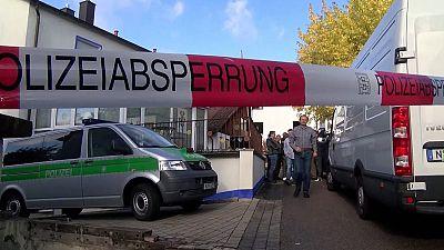 Allemagne : quatre policiers blessés