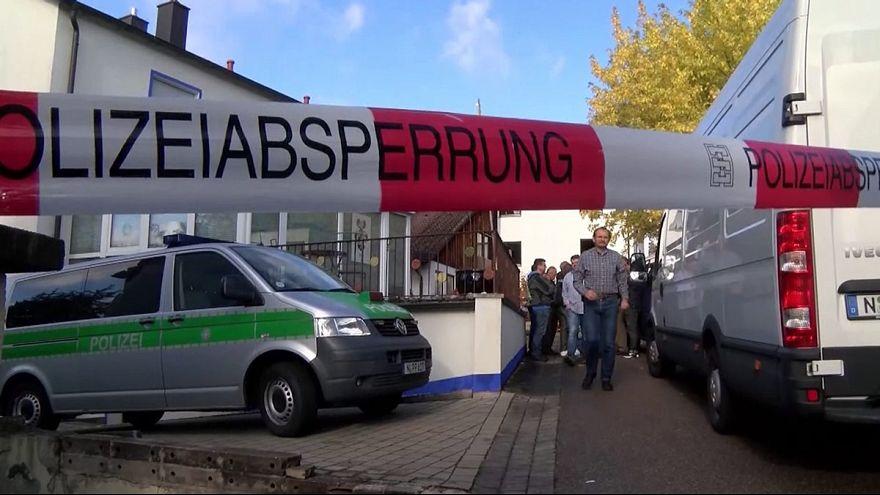 Cuatro policías resultan heridos en una redada contra un miembro de la extrema derecha en el sur de Alemania