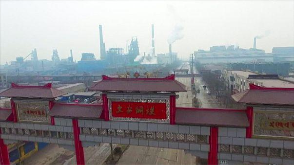 إنعقاد سادس جلسة حوار صيني أوروبي تجاري على مدى تسع سنوات