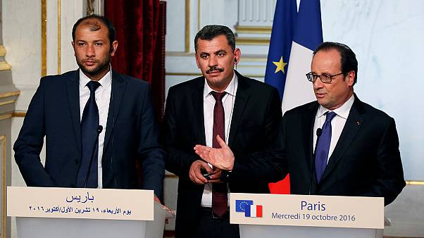 French president pushes for longer Aleppo ceasefire