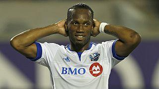 Football/Impact Montréal : amende pour Drogba après des tensions avec son coach