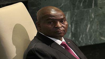 Centrafrique: l'appel du président Touadéra