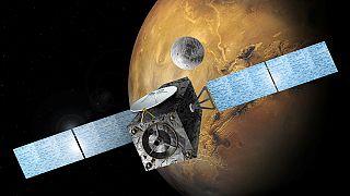 Pályára állt a Mars-szonda, a leszállóegységről még semmit nem tudni