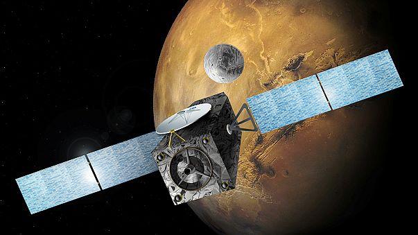LIVE: what happened to the Mars landing Schiaparelli probe?