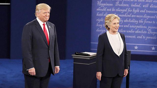 ABD seçim kampanyasında sezon sonu finali