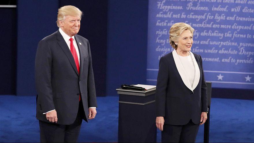 Dritte und letzte TV-Debatte der US-Präsidentschaftskandidaten