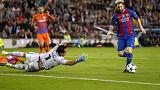 دوري أبطال أوروبا: برشلونة يُوقع بمانشستر سيتي ونابولي يسقط أمام بشكتاش
