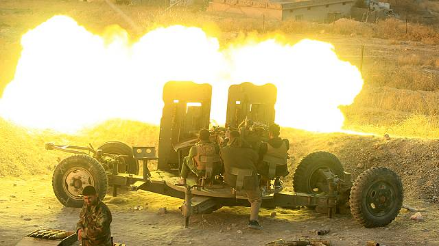 Iraqi and Peshmerga forces launch new operation to eject ISIL from Mosul