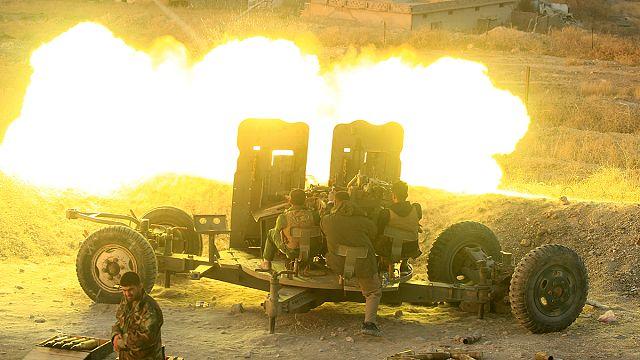 Irak: Zügiger Vormarsch der Mossul-Offensive