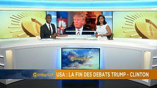 USA : le dernier débat présidentiel [The Morning Call]