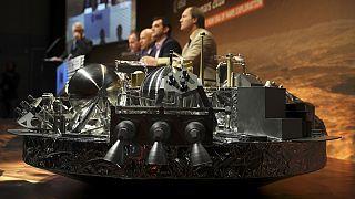 ¿El módulo de aterrizade Schiaparelli es ya basura espacial?