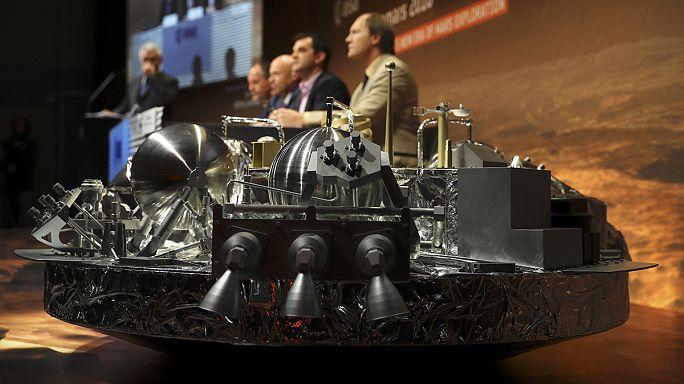 Europas und Russlands Marslandung nur teilweise geglückt
