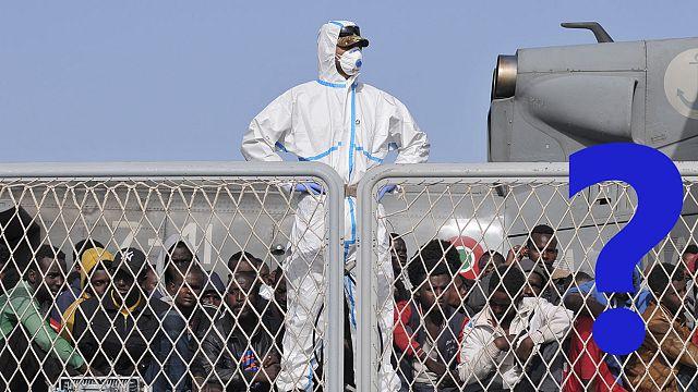 Será que os refugiados trazem doenças para a Europa?