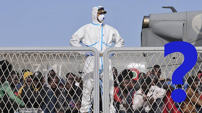 Are refugees bringing diseases to Europe?