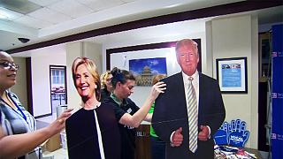 Estudantes de Ciência Política apoiam Hillary Clinton