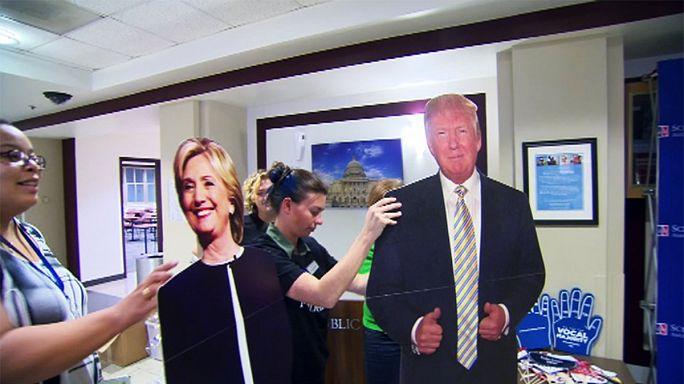 آراء طلبة العلوم السياسية في واشنطن بعد مناظرة هيلاري- ترامب