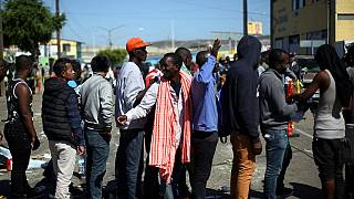 EU gets tough on African migrants