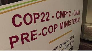 Morocco hosts pre-COP 22 ministerial meeting