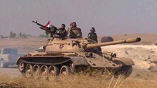 Οι Κούρδοι Πεσμεργκά απομακρύνουν τους εκρηκτικούς μηχανισμούς