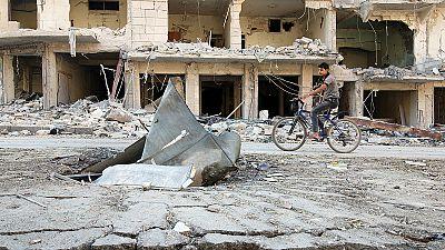 Entra en vigor la tregua humanitaria decretada por Siria con el respalda de Moscú en el este de Alepo