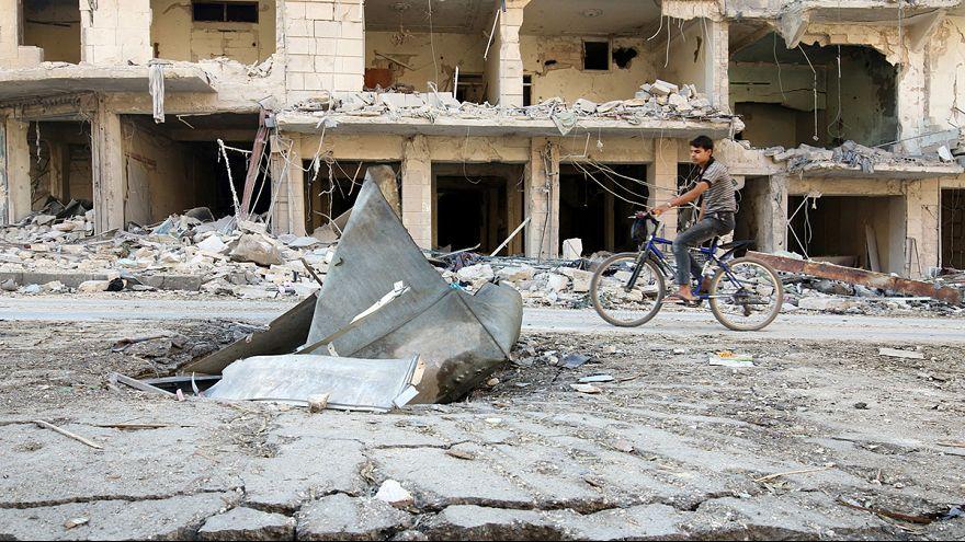موسكو تعلن هدنة في حلب والمعارضة ترفض افراغ المدينة