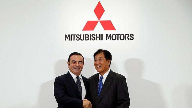 Nissan compra el 34% de Mitsubishi Motors y el francés Ghosn, de Renault, presidirá la firma