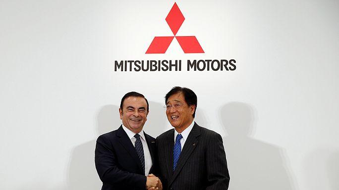 Carlos Ghosn prend la tête de Mitsubishi
