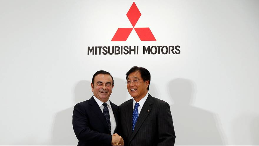 Nissan rescues Mitsubishi after mileage fixing scandal