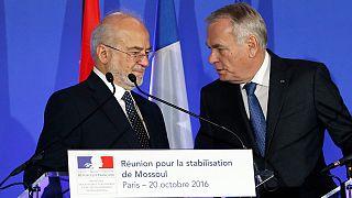 Дипломаты в Париже обсудили будущее иракского Мосула