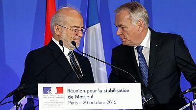 Réunion de Paris : le chef de la diplomatie irakienne répond aux critiques sur la participation des milices chiites à Mossoul