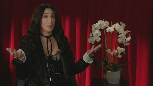 Cher on Trump: 'America means nothing to him'