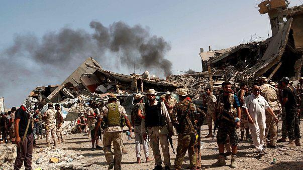Um caos chamado Líbia