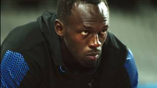 Usain Bolt presenta el tráiler de su documental