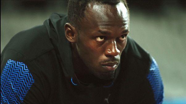 Usain Bolt fait son cinéma