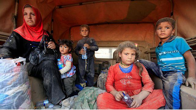 Жители Мосула не хотят стать заложниками собственного города
