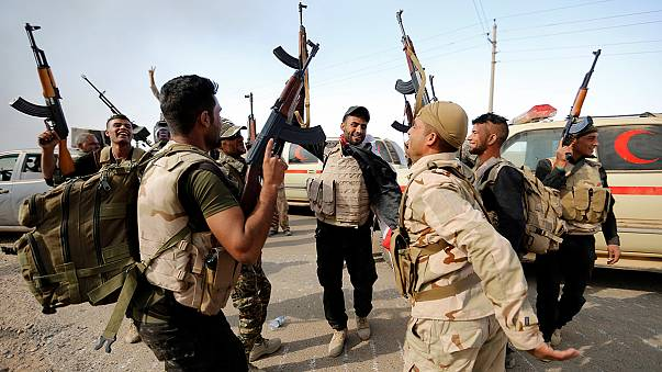 Offensive auf Mossul: 15 Orte im Umland befreit