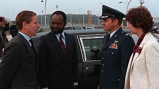 30e anniversaire de la mort de Samora Machel