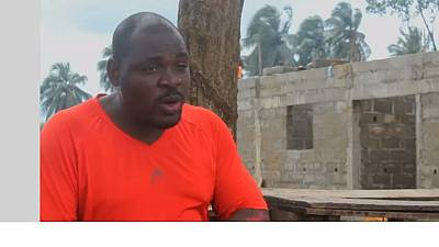 General Butt Naked pleads for funding and Liberia's forgiveness