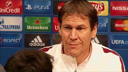 Marseille appoint Garcia as new head coach