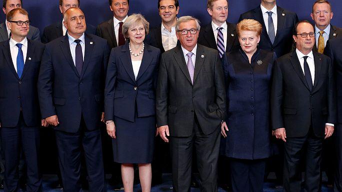 Vertice Ue: al centro i bombardamenti russi sulla Siria, Brexit e Ceta