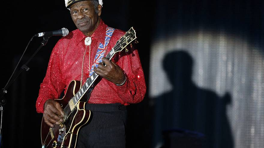 Chuck Berry rolls back the years with new album at 90