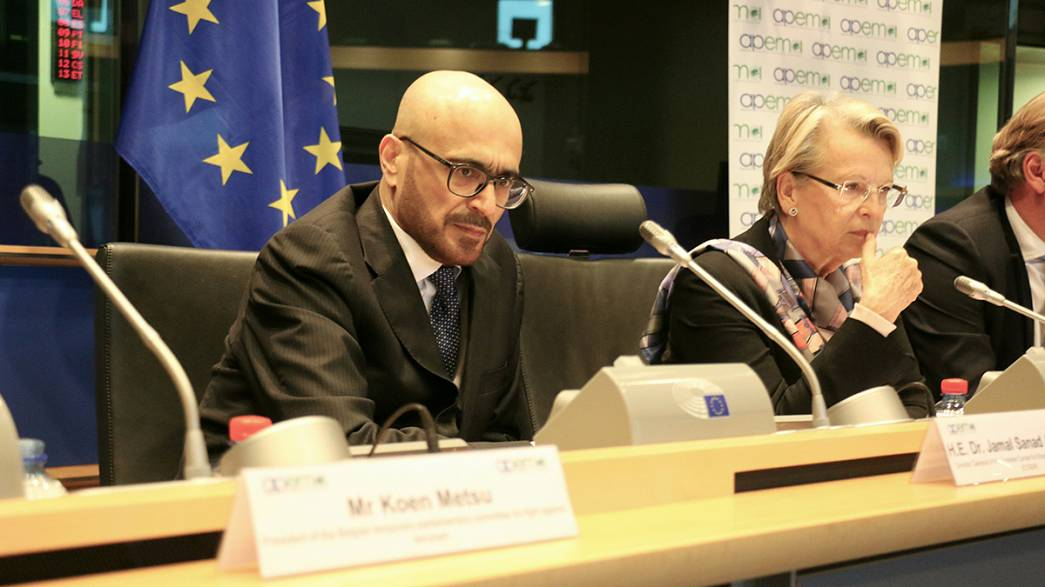 La lutte contre le terrorisme, thème d'une conférence organisée au Parlement européen