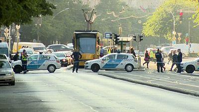 Bombenleger von Budapest gefasst