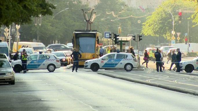 Hungary: Man arrested over Budapest bomb blast