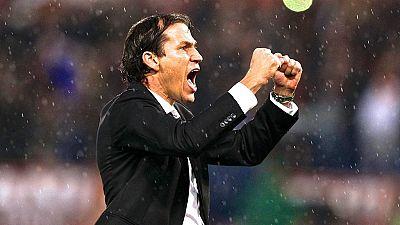 Marseille appoint Rudi Garcia as coach