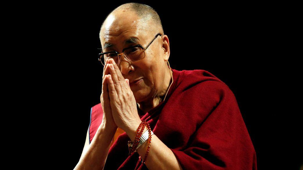 Далай-лама стал де-факто почетным гражданином Милана