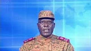 Officer who announced Burkina Faso coup released